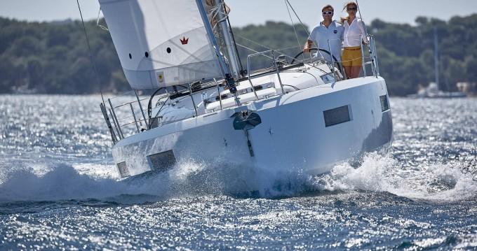 Rent a Jeanneau Sun Odyssey 440 Marmaris