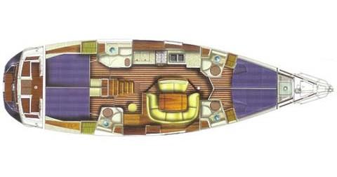 Boat rental Alimos cheap Sun Odyssey 49i