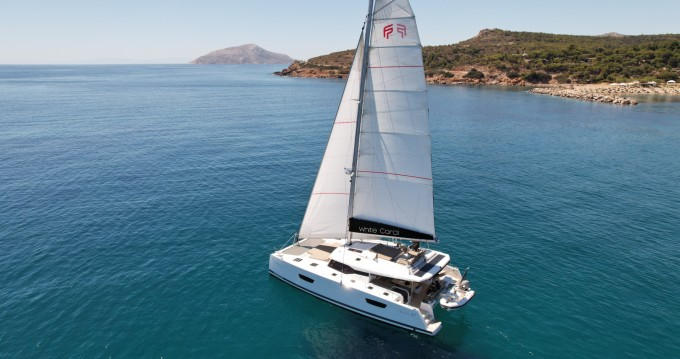 Hire Catamaran with or without skipper Fountaine Pajot Mykonos (Island)