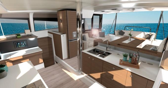 Rental Catamaran in Kaštela - Catana Bali 4.2