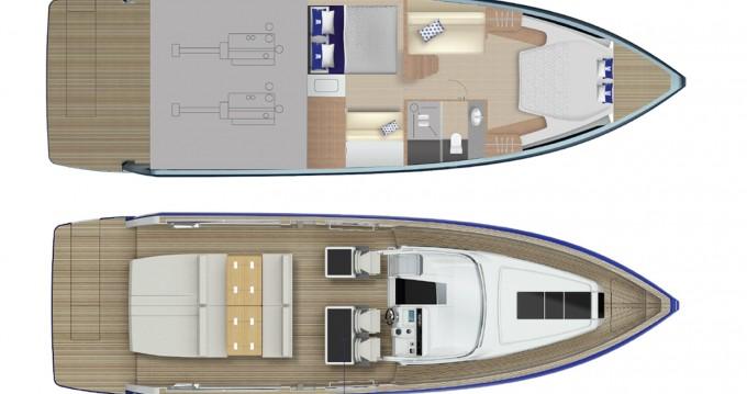 Rental yacht Kaštela - Fjord Fjord 41 XL on SamBoat
