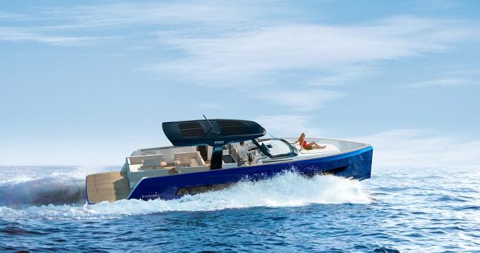Rental Motorboat in Kaštela - Fjord Fjord 41 XL