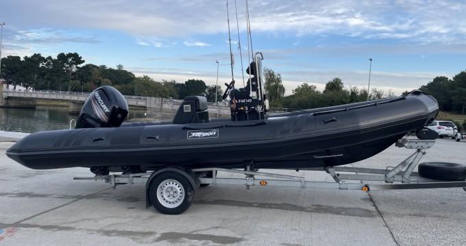 Boat rental Tarpon AD 60 in Vannes on Samboat