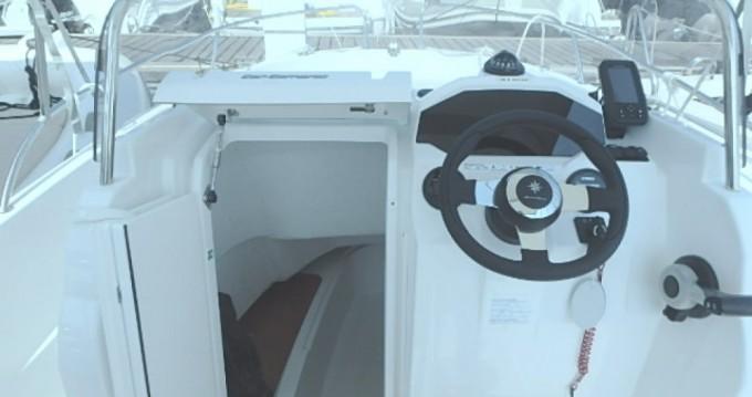 Boat rental Cannes cheap Cap Camarat 5.5 CC Serie 2