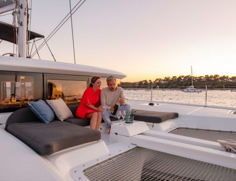 Rental Catamaran in Playa Sardinera - Lagoon Lagoon 46