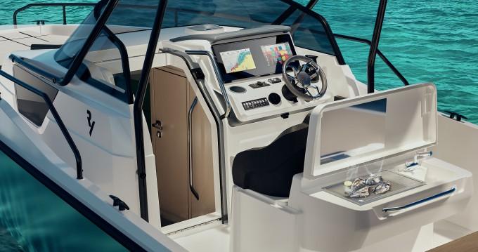 Boat rental Biograd na Moru cheap RYCK 280
