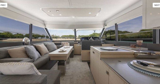 Hire Motorboat with or without skipper Fountaine Pajot West Harbor Key