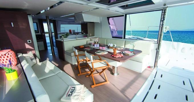 Rental yacht Kaštela - Catana Bali 4.8 - 5 + 2 cab on SamBoat