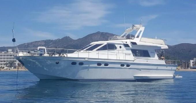 Boat rental Valencia cheap A165
