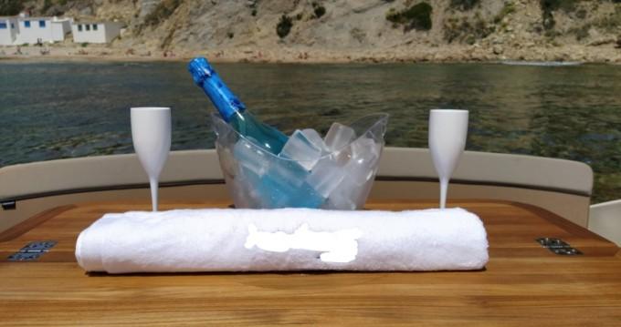 Rental Motorboat in Dénia - Quicksilver Quicksilver 590 Cruiser