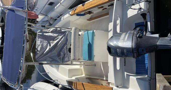 Rental yacht Mandelieu-la-Napoule - Capelli Cap 17 on SamBoat