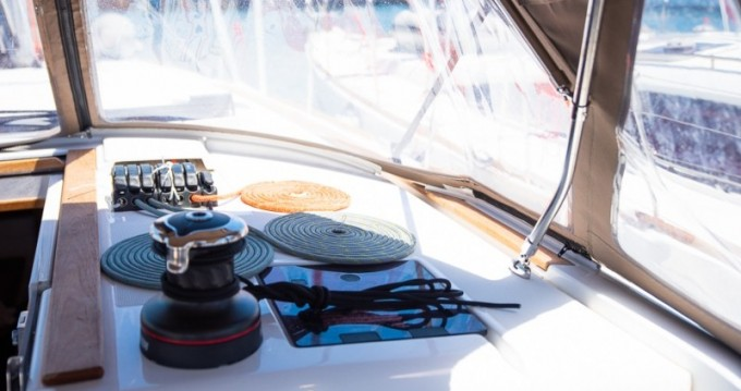 Jeanneau Sun Odyssey 519 between personal and professional Lávrio