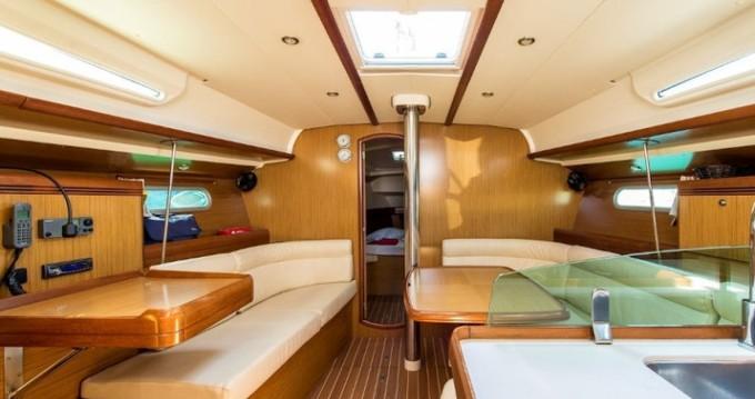 Boat rental Heraklion cheap Sun Odyssey 42i