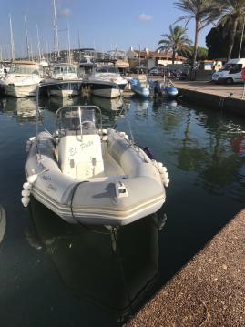 Boat rental Zodiac Pro 550 Open in Saint-Tropez on Samboat