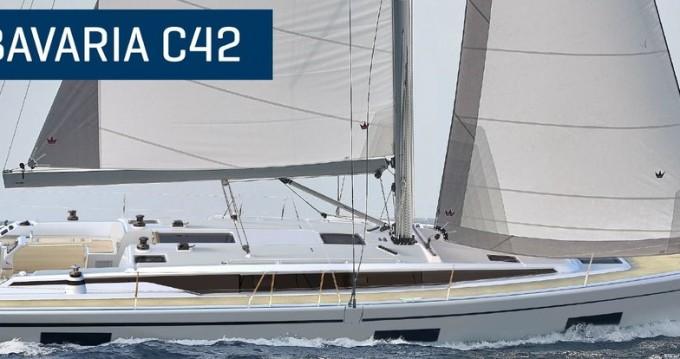Boat rental Göcek cheap Bavaria C42