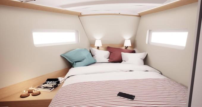 Rental yacht Portocolom - Jeanneau Sun Odyssey 380 on SamBoat