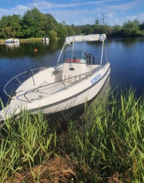 Hire Motorboat with or without skipper Balt Parentis-en-Born