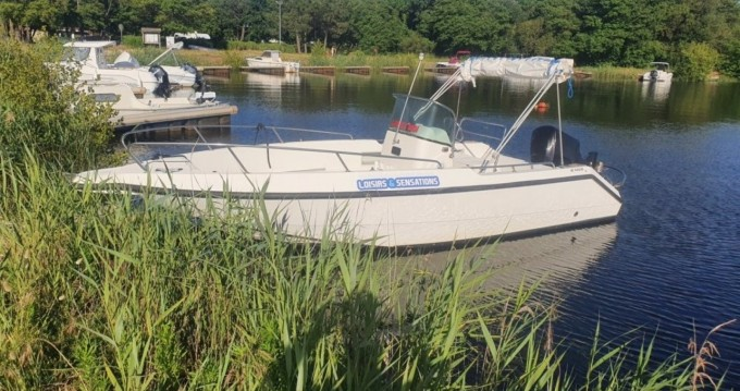 Boat rental Balt 660 sport in Parentis-en-Born on Samboat