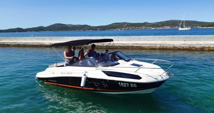 Hire Motorboat with or without skipper Bayliner Biograd na Moru