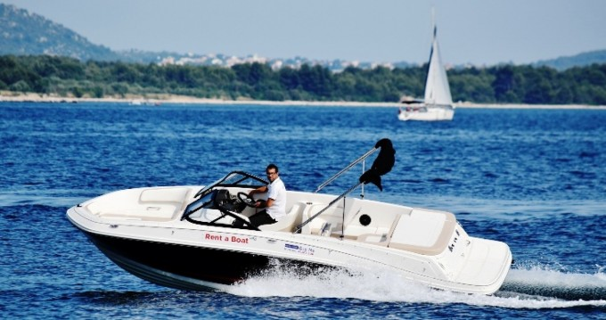 Boat rental Biograd na Moru cheap VR6