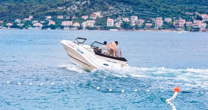 Boat rental Biograd na Moru cheap VR5