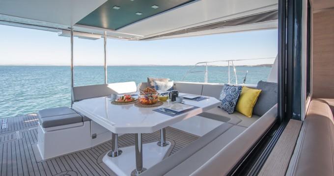 Rental yacht Furnari - Robertson and Caine Leopard 50 PC on SamBoat