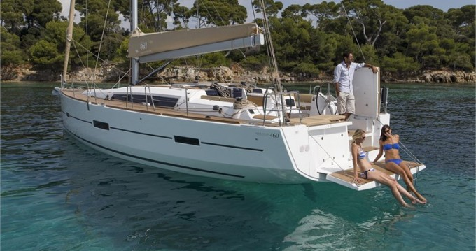 Rental yacht Valletta - Dufour Dufour 460 Grand Large on SamBoat