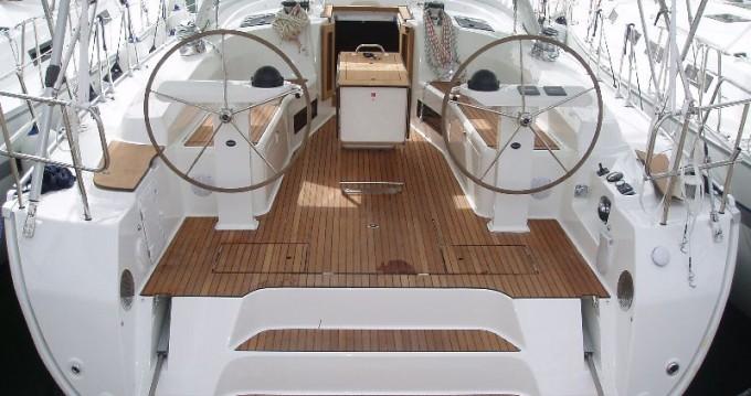 Boat rental Alimos cheap Cruiser 45