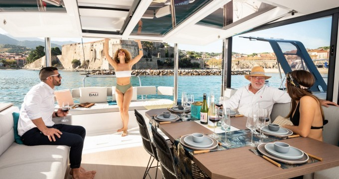 Hire Catamaran with or without skipper Catana Tortola