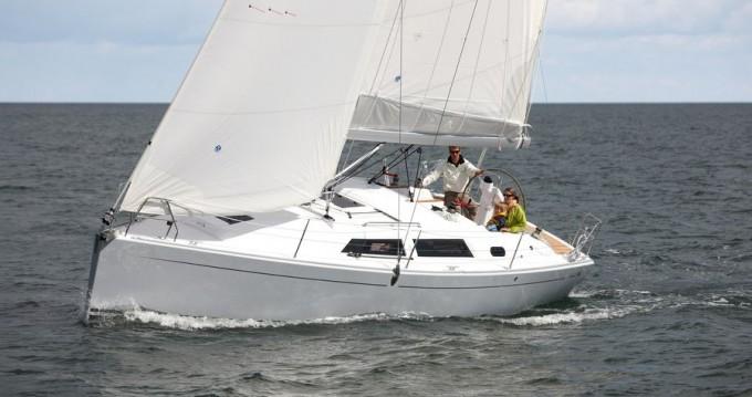 Rental yacht Biograd na Moru - Hanse Hanse 355 on SamBoat