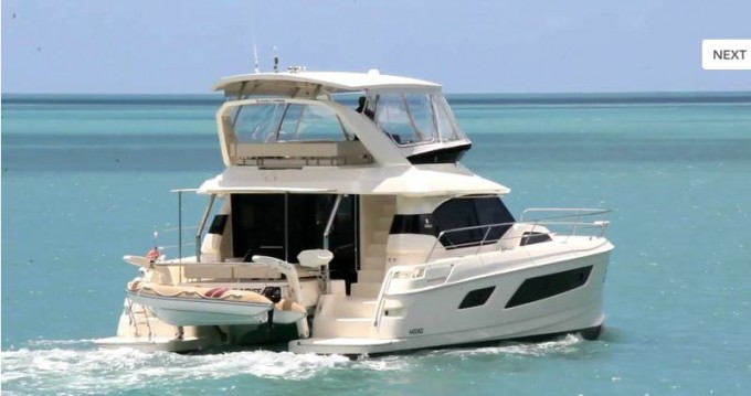 Rental yacht Nassau - Aquila Aquila 44 on SamBoat