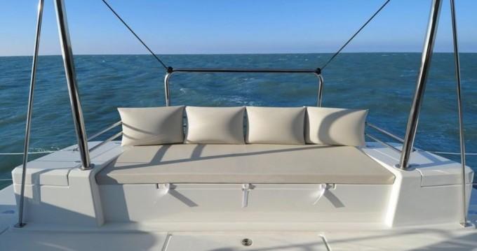 Catamaran for rent Burlington at the best price