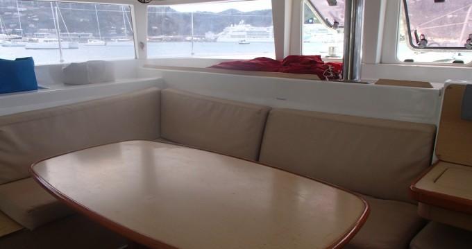 Rental yacht Barcelona - Lagoon Lagoon 400 on SamBoat