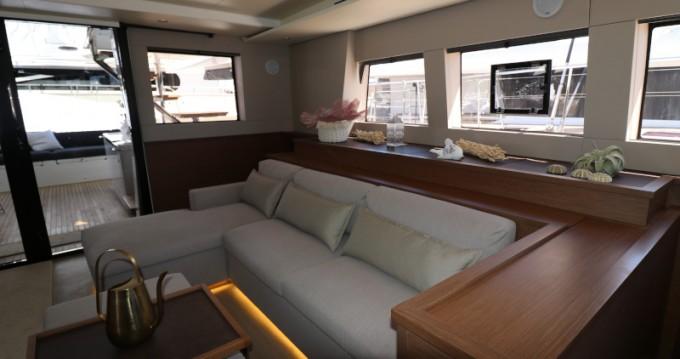 Boat rental Marina di Portorosa cheap Lagoon 630 Motor Yacht