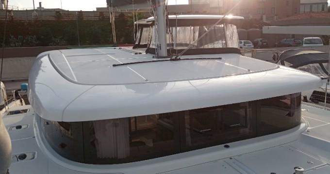 Rental Catamaran in Palermo - Lagoon Lagoon 42 (4+2)  A/C - WM- Gen