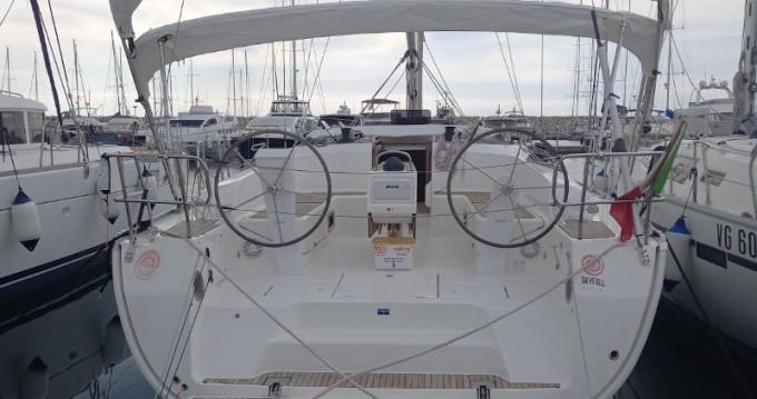 Boat rental Bavaria Cruiser 46 in Salerno on Samboat