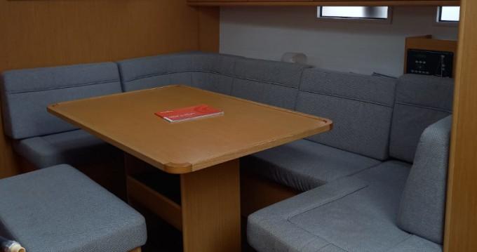 Bavaria Cruiser 46 between personal and professional Salerno