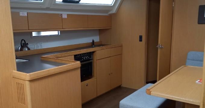 Rent a Bavaria Cruiser 46 Salerno