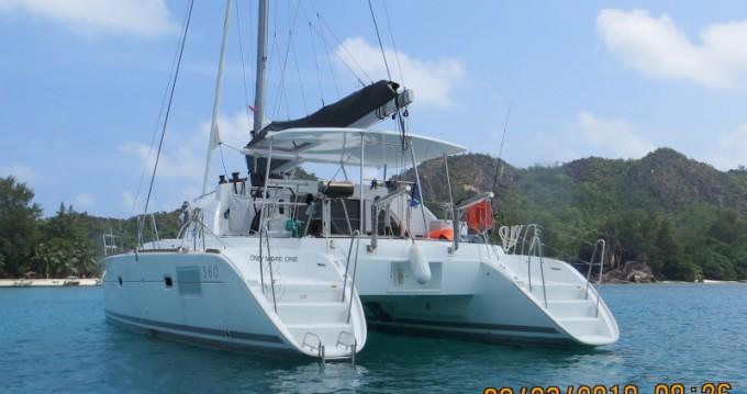 Boat rental Marina di Portorosa cheap Lagoon 380 S2