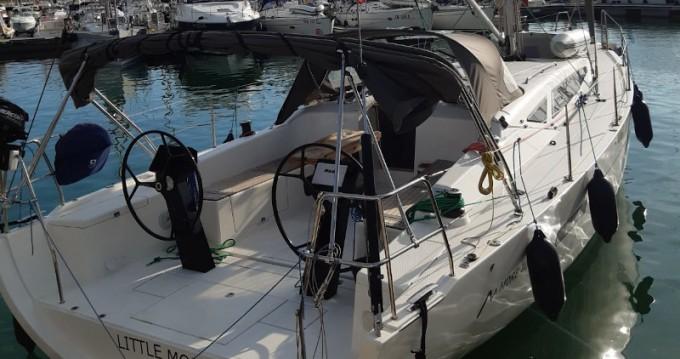 Rental Sailboat in Puntone - More Boats More 40