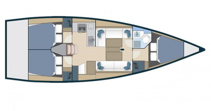Boat rental Puntone cheap More 40