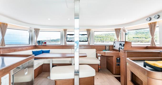 Catamaran for rent Marina di Portorosa at the best price