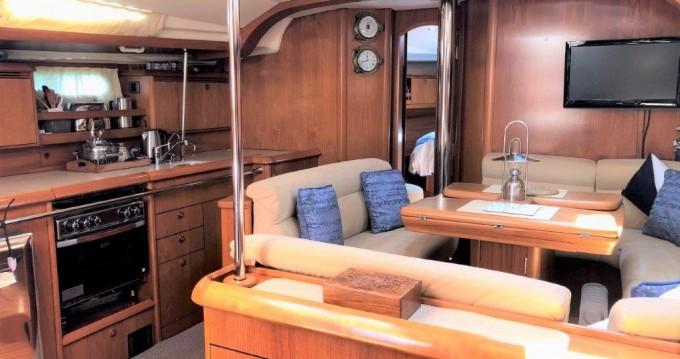 Rental Sailboat in Primošten - Jeanneau Sun Odyssey 49