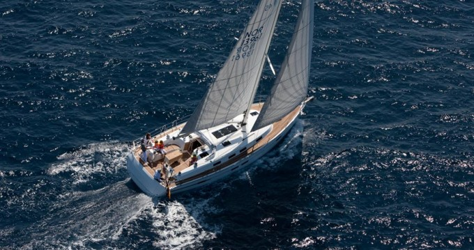 Rent a Bavaria Cruiser 45 Gouvia