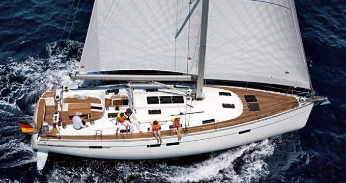 Boat rental Gouvia cheap Cruiser 45