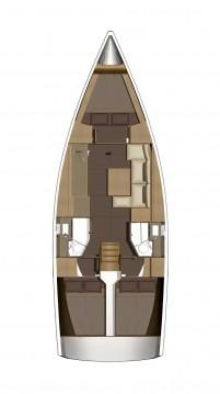 Rental Sailboat in Alimos - Dufour Dufour 382 Grand Large