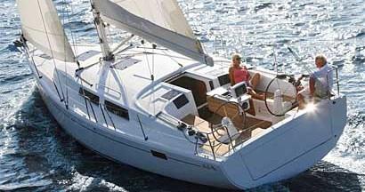 Rental yacht Alimos - Hanse Hanse 385 on SamBoat