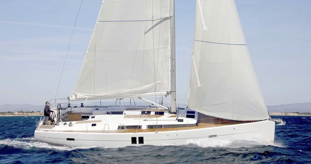 Boat rental Alimos cheap Hanse 385