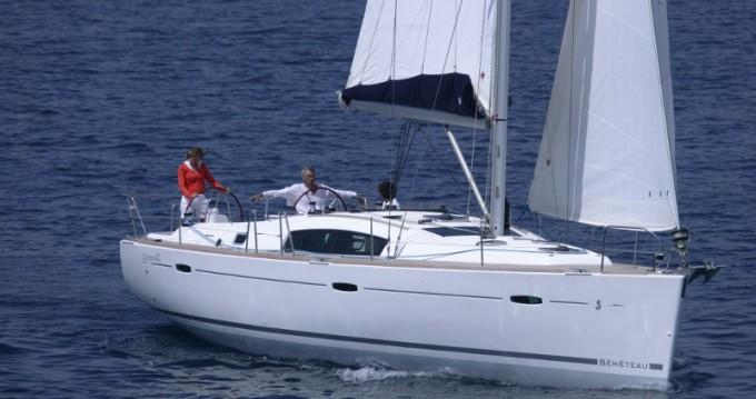 Rental yacht Skiathos - Bénéteau Oceanis 43 on SamBoat