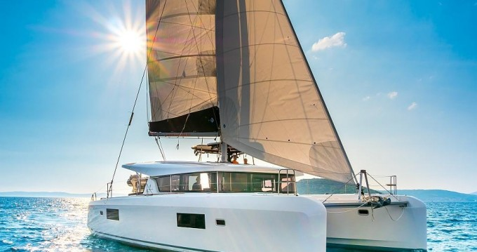 Rental yacht Ibiza Town - Lagoon Lagoon 42 on SamBoat